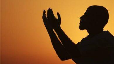 düşmanın resmine okunacak dua