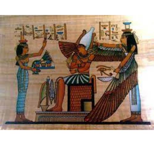 Eski Mısırda Büyü İnancı